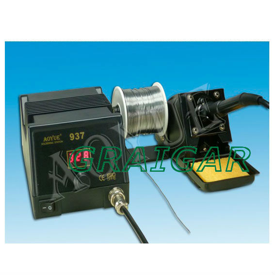 220V Sell Best Aoyue937 Aoyue 937+ Soldering Station Repair rework station