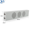 YCCTEAM Simple and easy to install adjusatble cooled radiator heat dissipation base for xbox one slim console