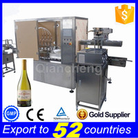 CE certification low cost alcohol filling machine,filling bottle machine 500ml