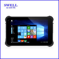 New product i82 8 inch Intel Z3735F Quad Core IP67 Waterproof scanner laptop i7