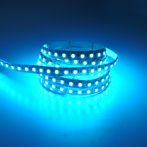 UL Listed Nonwaterproof Multi color Tape RGB 12V 7.2W 30LED 5M Roll RGB 5050