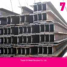Hot sale i beam shaped steel beam used construction