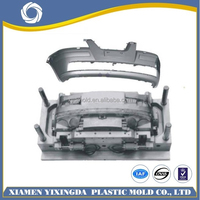 Good quality OEM silicone rubber mould for auto bumper