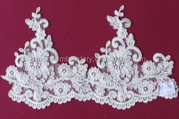 edging lace/lace edging ribbon/cotton lace trimming edging