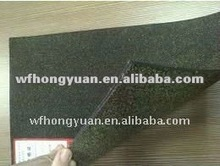 Asphalt shingle cushion