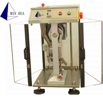 hand press machine YDP-12 single punch tablet press machine