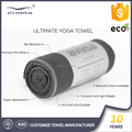 Hot sale china manufacturer custom logo microfiber anti slip best hot yoga towel