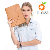 laptop sleeve for macbook leather case, business bag and case for macbook 12inch
