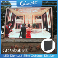 Hot selling Die-cast Series Mini Electronic LED Video Sex Display For Outdoor/Indoor Rental Use