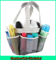 Shower Items Hanging Mesh Organizer/Bag,Mesh Tote Bag