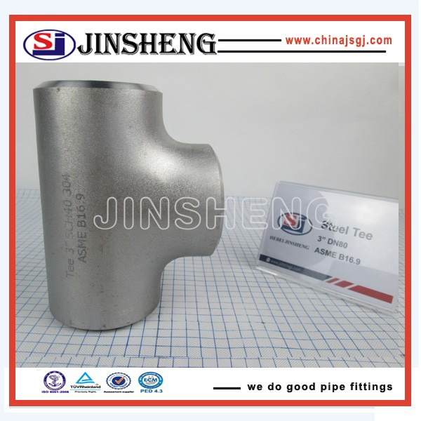 carton steel pipe lateral tee