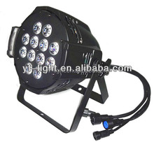 PY1215 12pcs*15W RGBWA 5 in 1 indoor led par
