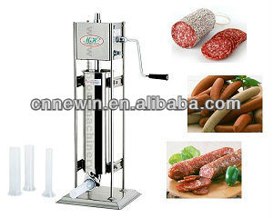 Vertical Stainless steel Manual Sausage Stuffing machine