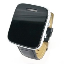 Bluetooth Smart Watch Support Bluetooth APP Mono Display Phone Call and Play Music