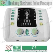 Electronic pulse stimulator with infrared heating therapy (HK-D2)