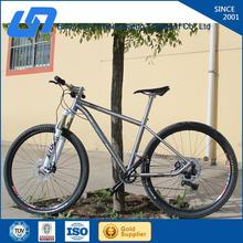 manufacturing titanium e-bike frame with gearbox made in china