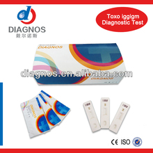 infectious disease One step Toxo IgG/IgM Rapid Test