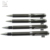 New Corporate Gift Black Carbon Fiber Pen for Business Partner with Logo Engraved