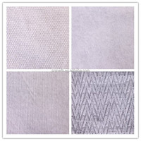 spunlace nonwoven cloth with jacquard pattern