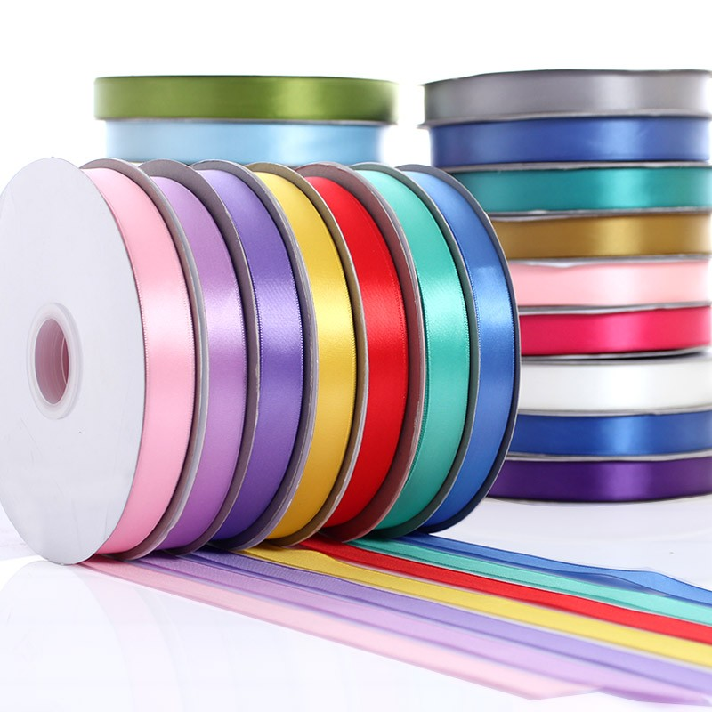 wholesale polyester satin ribbon manufacturer