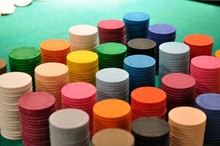 Polyspectra Custom-Chips, ton pokerchips, keramik-rohling casino-chips
