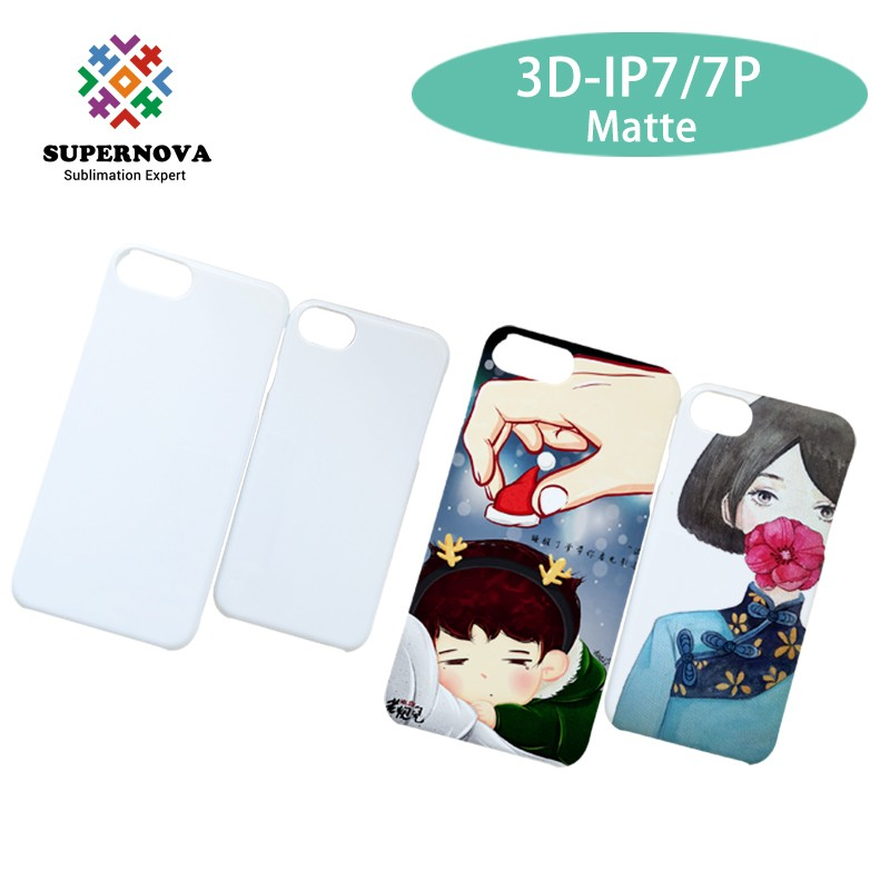 Customized 3D Phone Case for iPhone 7 Plus