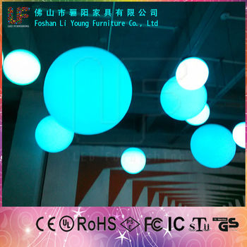 LED decorative pendant light - LGL01-0701~05A-2