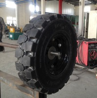 Special Solid Tyre For Trailer 5.00-8 9.00-20 12.00-24