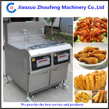 Stainless steel gas deep fat fryer KFC fried chicken machine commercial potato pressure fryer