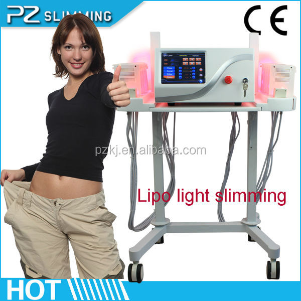 2014 New !!! Effective diode laser 16 lights i lipo laser slimming machine lipolisis laser