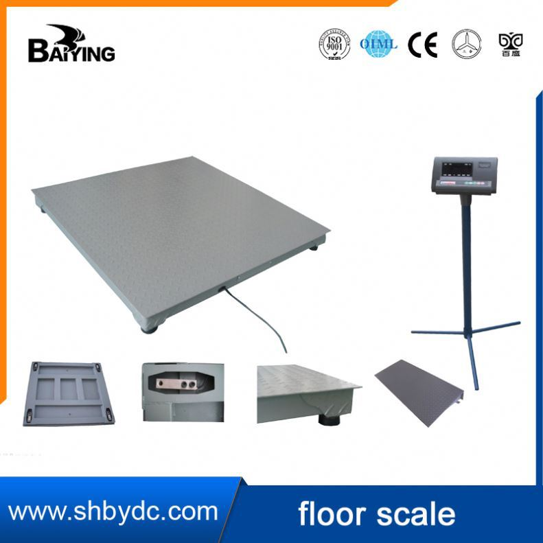 High public praise platform floor weighing scales cylinder weight scale