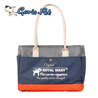 Fashion Color Pet Outdoor Carrier Dog Portable Bags