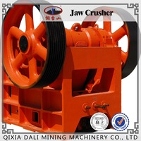 mineral ore stone jaw crusher
