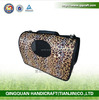 BSCI QQ Factory Target Pet Carriers Dog Travel House Pet Sling Carrier Cage