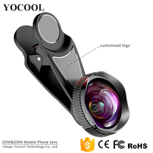 Best Ultra Wide Angle Lens 2 In1 Universal Mobile Phone Lens Phone Accessories