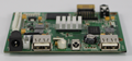 Wifi quad core Multimedia publishing system Decoding board
