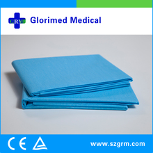 Disposable Medical Supplies Minor Procedure Disposable Drapes with Adhesive in Delivery Pack/Set/Kits