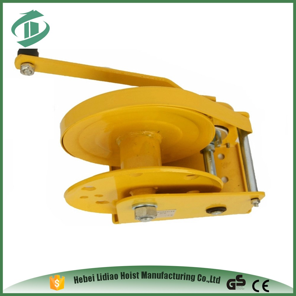 Professional manufacture small boat trailer winch warn winch manual