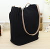 online shopping heat transfer printed cotton tote bag