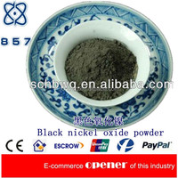 China factory outlet Nickel Oxide Powder for ceramic pigment