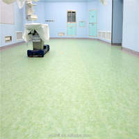 easy to clean pvcflooring,heterogeneous flooring for hospital