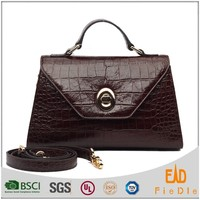 M690A-A1637 mini satchel bag women high end italian leather handbag for ladies