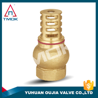 foot operated valve forged 600 wog natural gas plating male threaded hydraulic motorize manual power CE brass foot valve