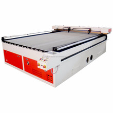 co2 laser leather cutting machine / 1325 co2 laser cutting / large laser cutter