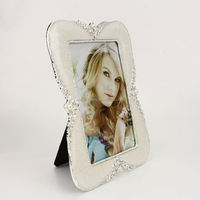 sexy photo picture frame crystal 2016zinc alloy photo frame zinc alloy 5x7 magnetic photo frame