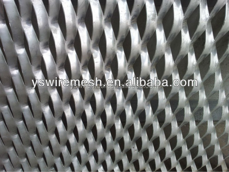China Manufacturer stainless steel expanded metal mesh/aluminum expanded metal mesh/steel expanded metal mesh