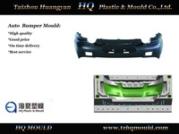 manufacturing new type durable Car Rear Bumper Mould in china