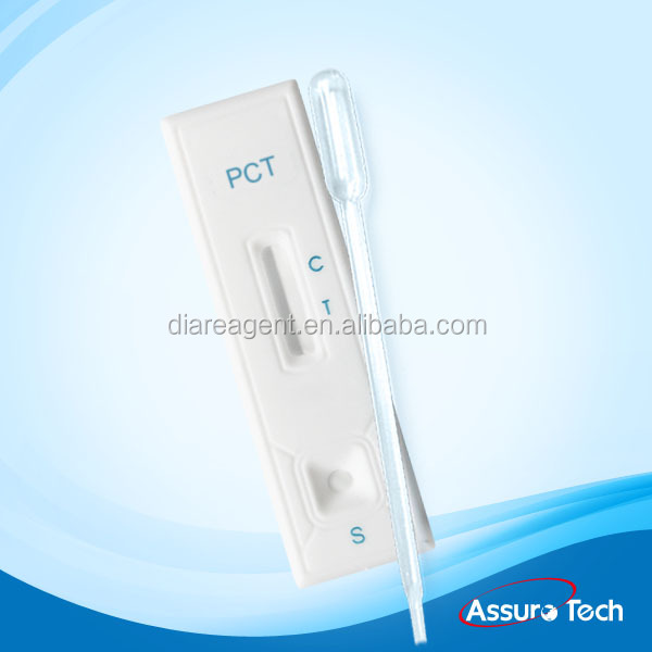 Bacterial Infection test PCT rapid IVD kit