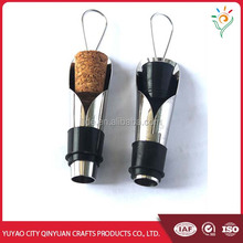 China wholesale personalized wine stopper, fancy wine bottle stopper