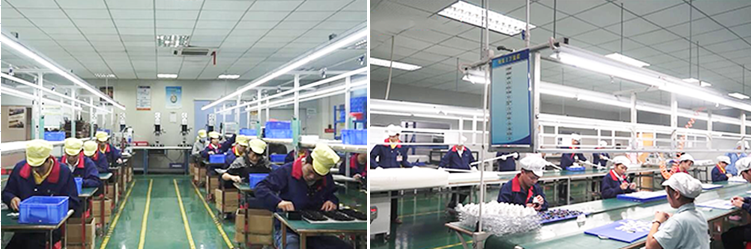 Good quality dust-free workshop T8 LED tube 18w with UL DLC CE